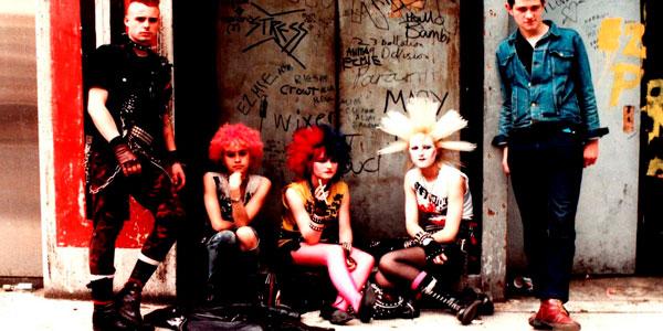 moda años 80