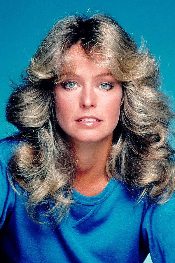 peinados moda de los años 70