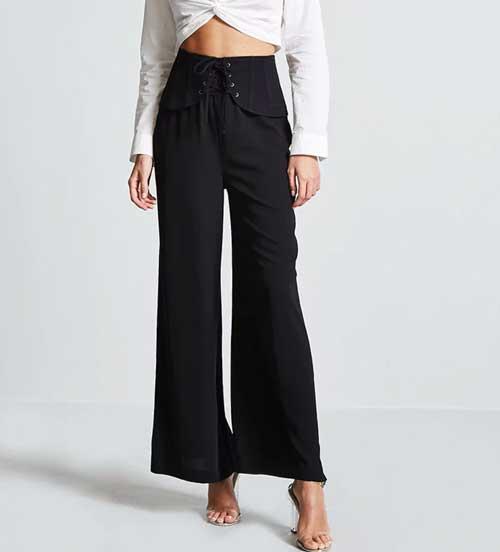 Forever 21 España pantalones de moda