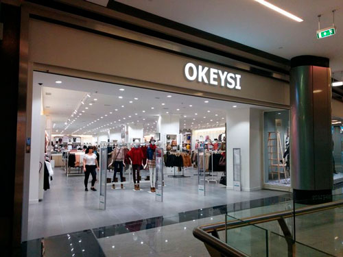 Marcas de ropa low cost Okeysi