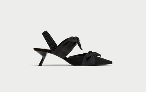 Zara Trafaluc zapatos