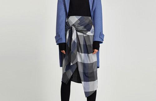 Zara Trafaluc falda