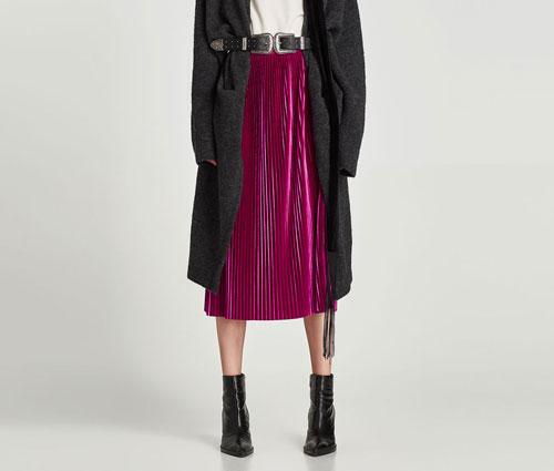 Zara Trafaluc faldas originales