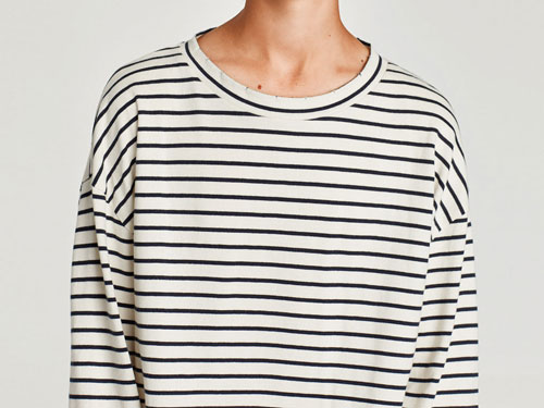 Zara Trafaluc camisetas