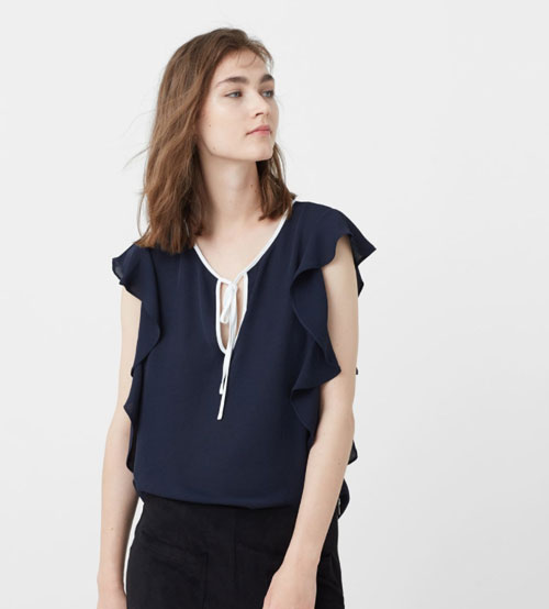 Outlet Mango camisas