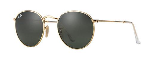 Gafas de sol redondas de mujer