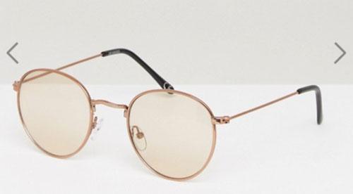 Gafas redondas de vista