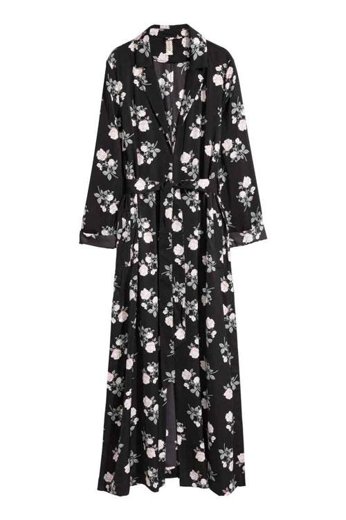 kimono para mujer de flores