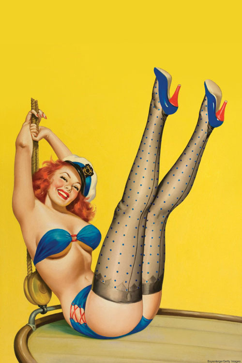 Moda pin up cartel