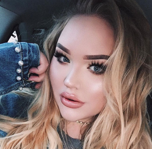 Influencers famosas de belleza 2017