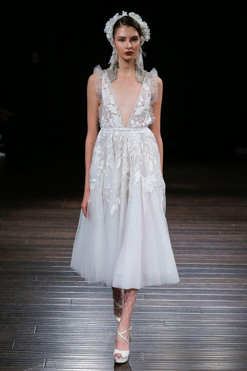 Vestidos de novia boho elegantes