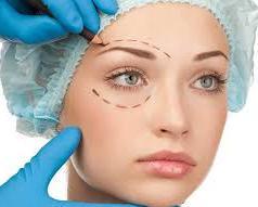 operación facial
