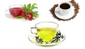 té y café saludables