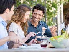ejemplo de comer en la dieta intuitiva