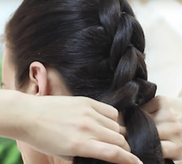 Peinados con trenzas bonitos