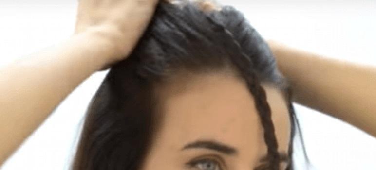 Peinados con trenzas paso a paso