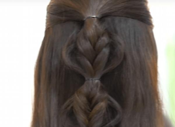 Peinados con trenzas paso a paso escrito