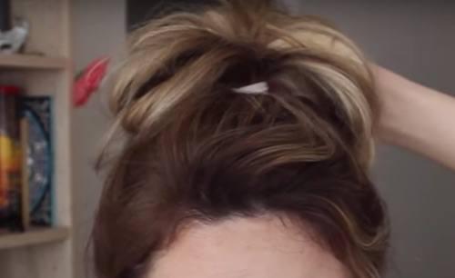 Goma del pelo