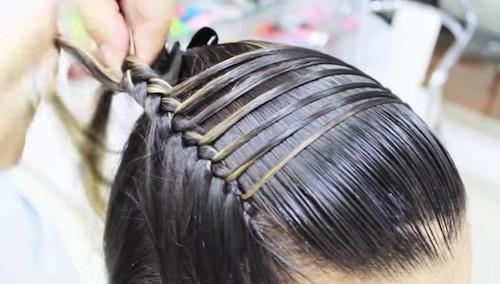 Cordón chino completo