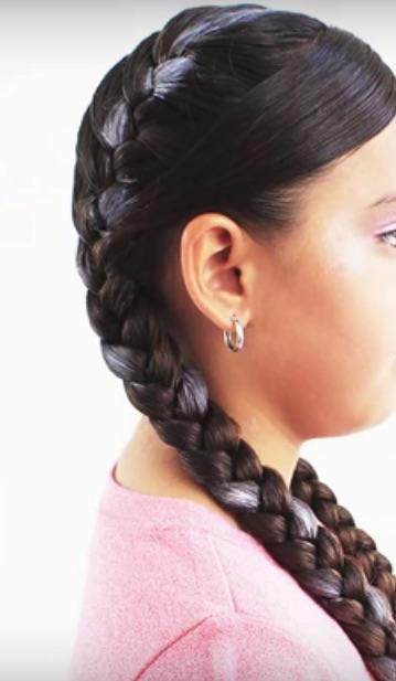 Peinado Anna Frozen