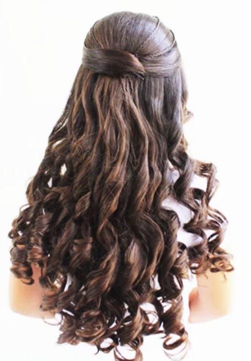 Peinado de Soy Luna