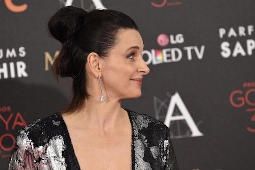 Peinado Juliette Binoche