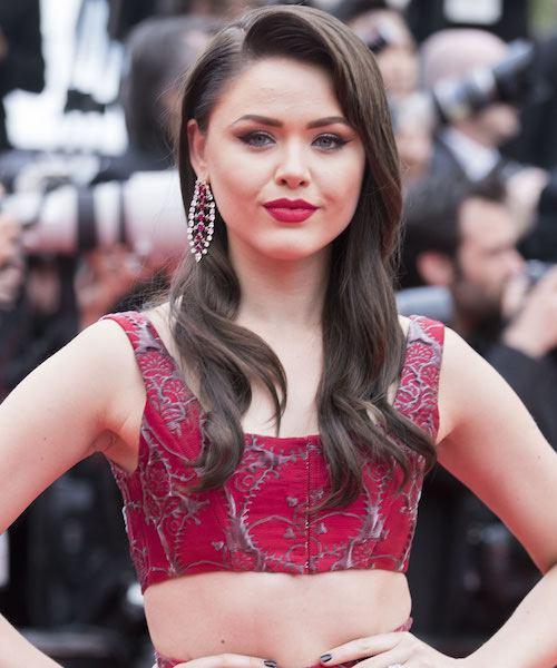 Peinado Kristina Bazan