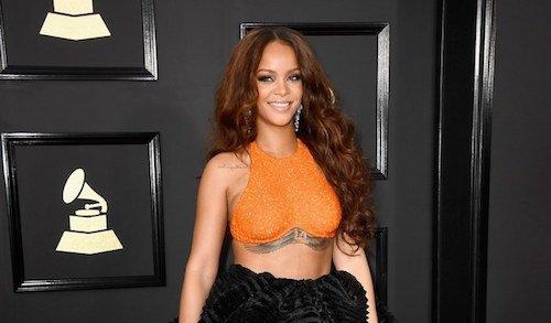 Peinado Rihanna