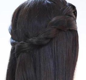 Cuarto peinado