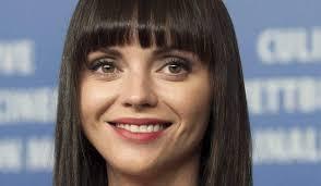 Peinado flequillo Christina Ricci