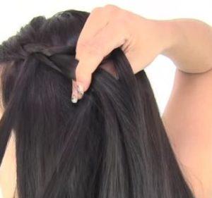 soltar cabello