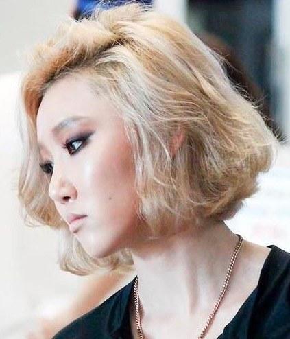 Cabello como koreanas