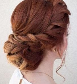 Combinar estilos de peinado