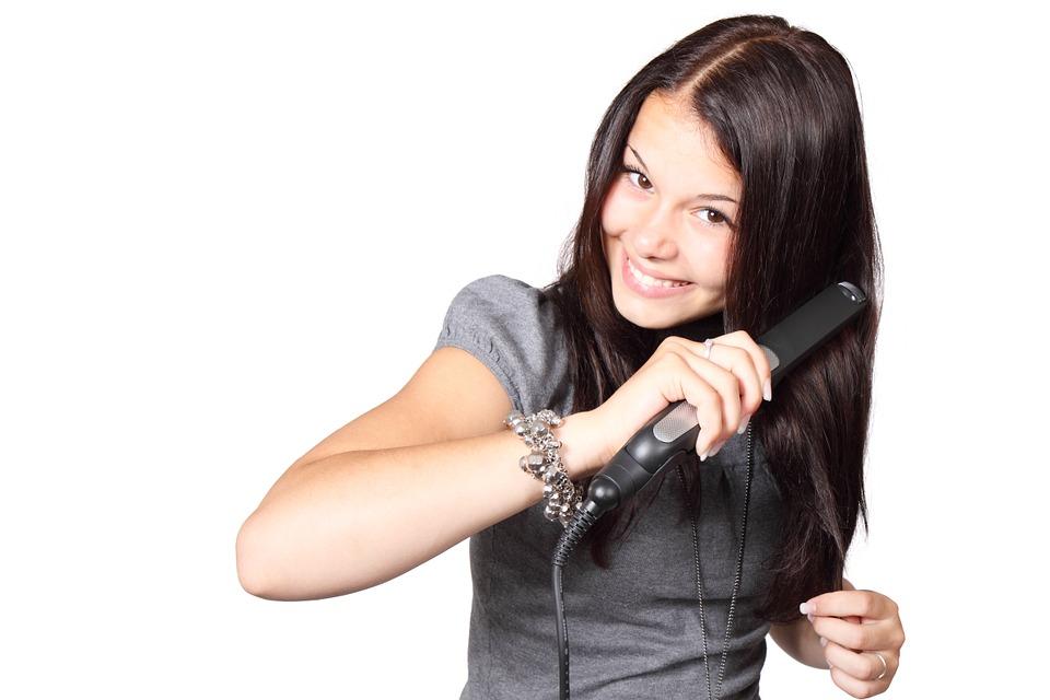 Elegir una plancha para el pelo