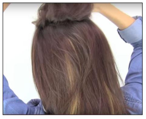 Encrespar pelo