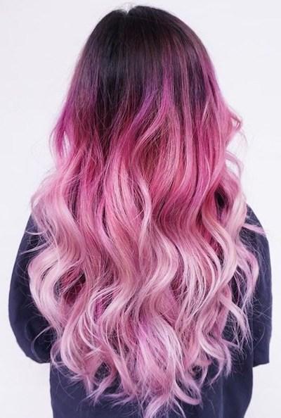 Estilos de color de pelo