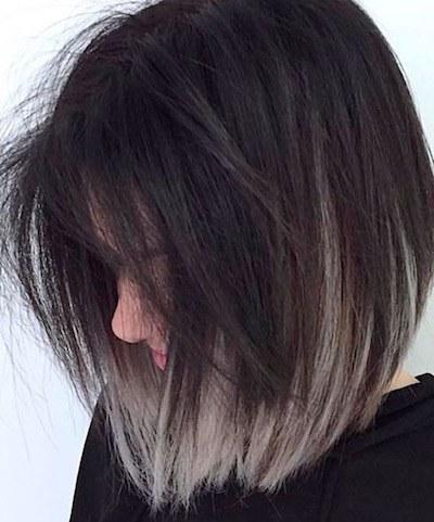 Iluminar el rostro con el peinado