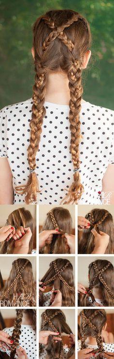 Peinado princesa Disney