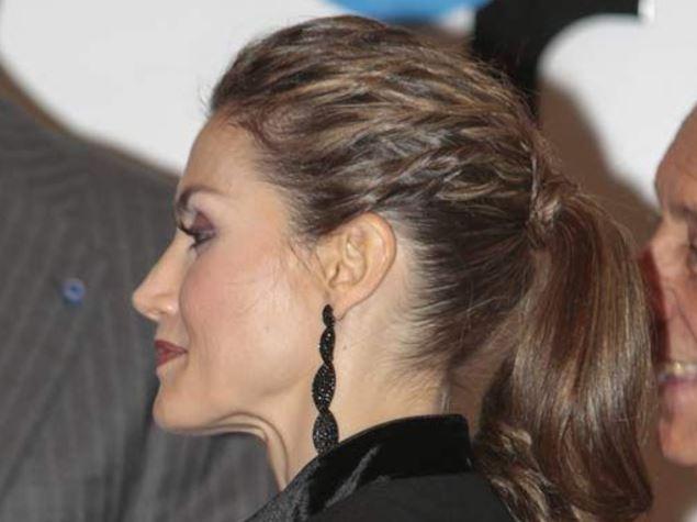 Peinado reina Letizia