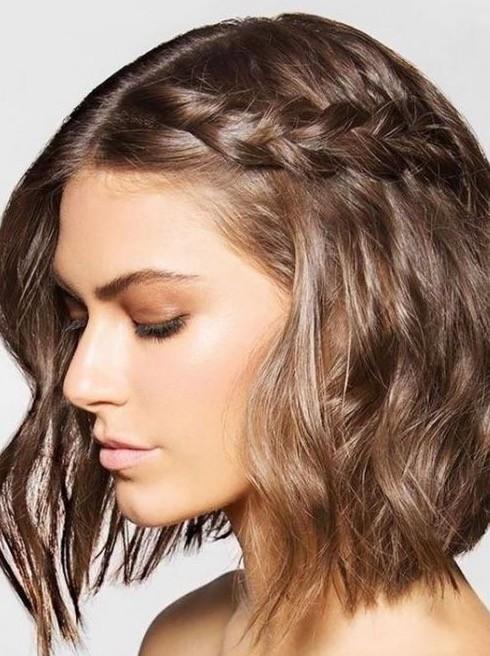 Peinados con trenza fáciles