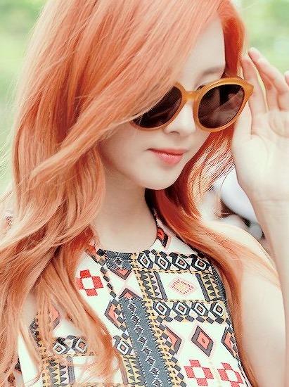 Peinados kpop
