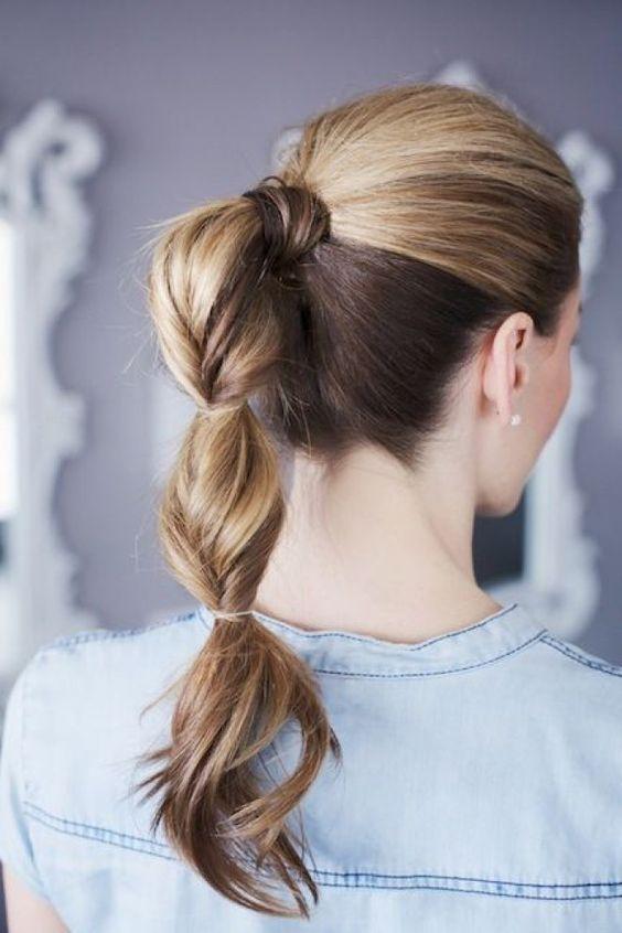 Peinados trabajo