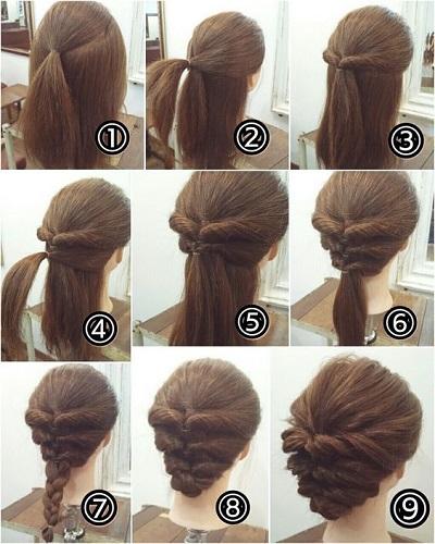 Lucir peinado