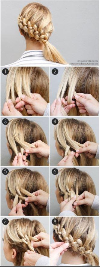 Peinado genial