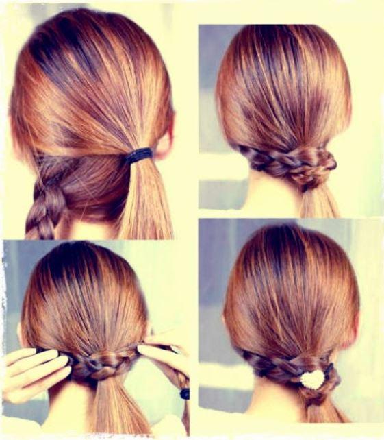 Peinados para hacerse una misma