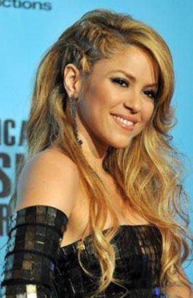Trenzas Shakira