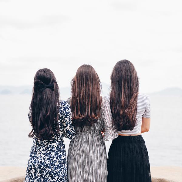 cortes de pelo para mujer largo