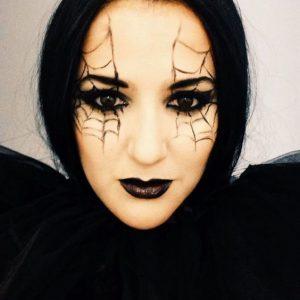Maquillaje de Halloween para mujeres
