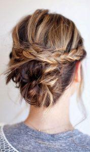 Cómo hacer peinados fáciles con trenzas