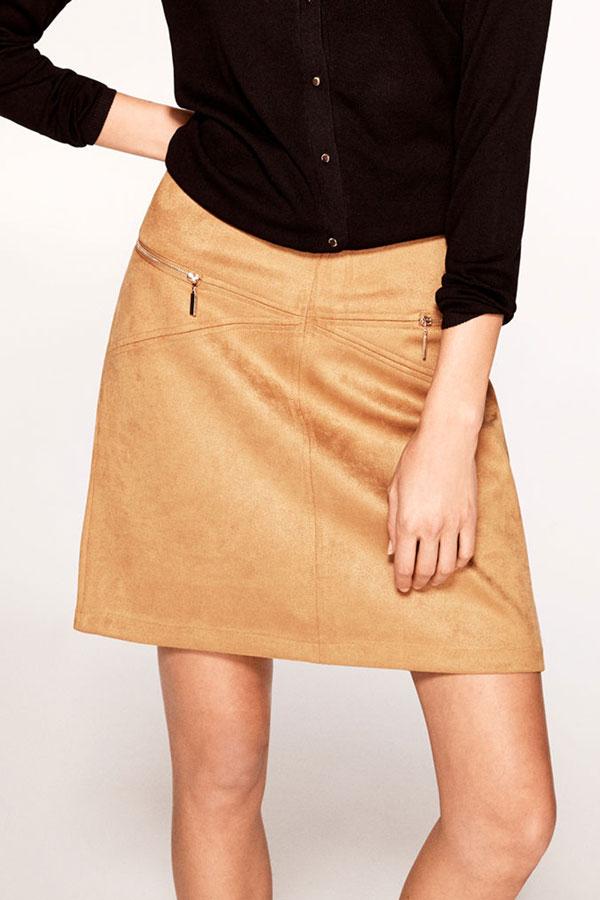 Cortefiel mujer faldas